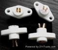 发光二极管插座 1
