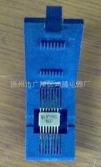 FPQ型集成電路老化測試夾具