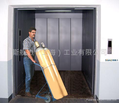 上海货运电梯 2