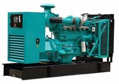 500KW康明斯發電機