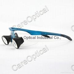 TTL loupes dental loupes surgcial loupes 2.5X sports frames