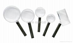 plastic handle magnifier