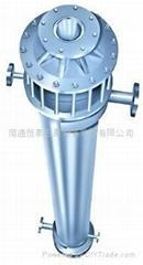 GH-type floating head calandria graphite heat exchanger