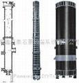 Graphite tower equipment