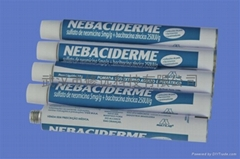aluminium collapsible tube,aluminium Flexible tube