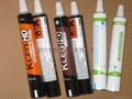 aluminium collapsible tube,aluminium Flexible tube 5