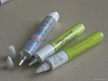Aluminum collapsible tube for the pharmaceuticals,cosmetics and food  5