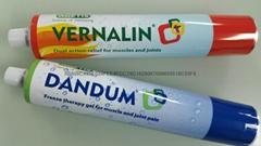 包裝鋁管用於醫藥乳膏凝膠軟膏直徑11-35容量1.5-180ml