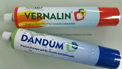 al-tube of medicine cream/gel/ointment for skin/eye/ear/nose with diameter 11-38