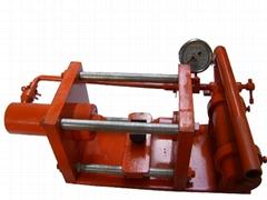 风动点荷载法混凝土质量成套机具