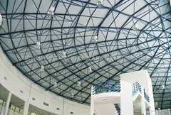 super market dome-Kuwait