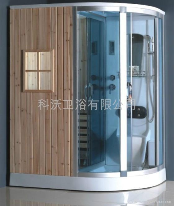 {HOT} Evaporate sweat  sauna house steam room 1