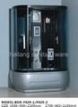 HOT  380 USD/SET fashional shower room