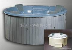 豪華衝浪SPA浴缸