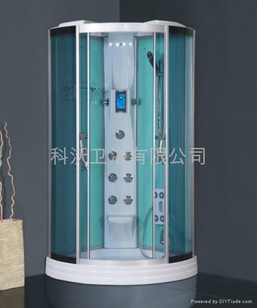 {HOT} 335USD/SET fashional shower room steam room 1