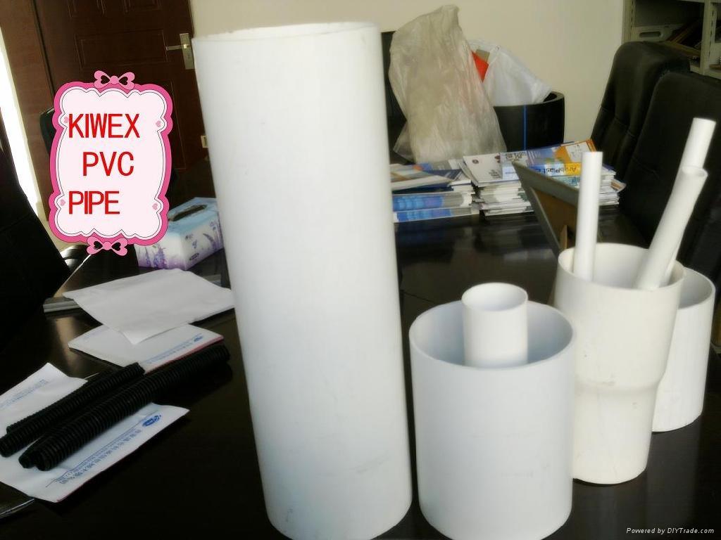 PVC pipe production line 2