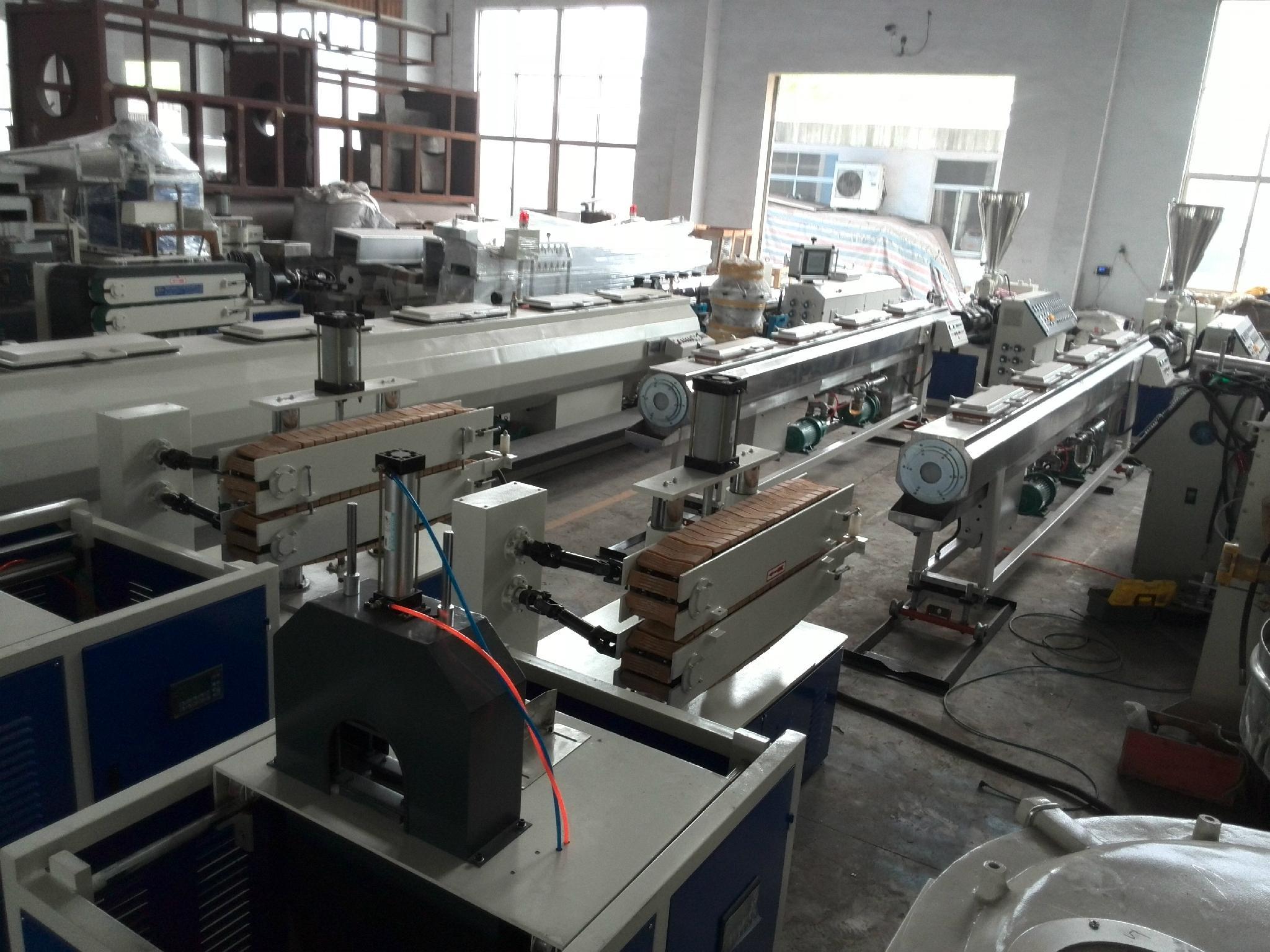 Φ315--φ630 Pipe Production Line 4