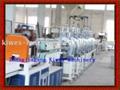 Foam Plastic Frame Profile Production Line 1