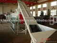 waste plastic recycling line ( PP PE film recycling plant  1
