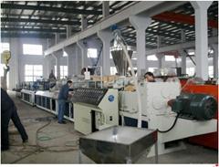 PVC pannel production line
