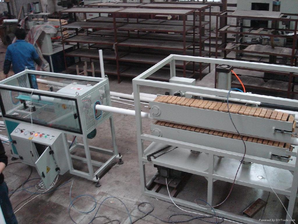 PPR pipe production line  1