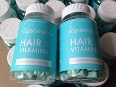 Sugarbearhair Sugar Bear Sugarbear Healthy Hair Vitamins Gummies For Hair Growth