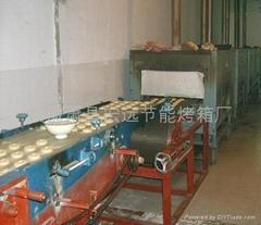 桃酥生产线