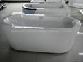 clawfoot bathtub   BS-6517