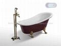 clawfoot bathtub   BS-6305