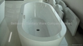 free standing bathtub BS-6202