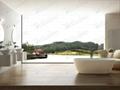 2015 Good Price Stone Resin bathtub,Oval Bathtub  BS-8612