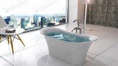 Beautiful design Bathtub,Solid Stone