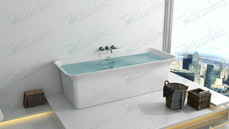 Hot Sell Bathtub, Stone Bathtubs U0026 Whirlpools,long 1800 Bathtub BS 8630 ...
