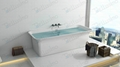 Hot Sell Bathtub, Stone Bathtubs & Whirlpools,long 1800 bathtub BS-8630