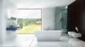 Sanitary ware foshan China,New design bathtub ,artificial stone Bathtub ,BS-8640