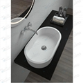 Top sell Basin,dish washing basin,Oval wash basin BS-8303