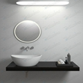 Basin, kitchen washing basin,Beautiful Stone Resin Basin  BS-8306