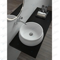 New design artificial basin,Round basin, Stone Washing Basin BS-8311