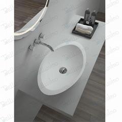 Foshan Basin Factory,Luxurious Vanity Wash Basin BS-8314