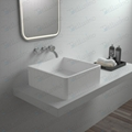 Square Basin,top counter basin, Sink BS-8316