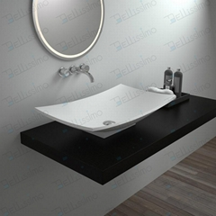 stone vanity sink,Counter Top Wash Basin ,BS-8321