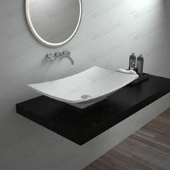 stone vanity sink,Counter Top Wash Basin ,BS-8321