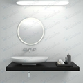 Hot Sell Fashionable Bathroom Sink, stone vanity sink,Basin BS-8322