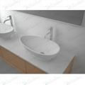 New design Sink,Wholesale wash basin,resin basin(Oval)BS-8328