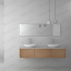 New Europe design modern sink,Luxury basin(matt or glossy)BS-8333