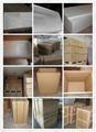 Corian  bathroom free standing basins BS-8502
