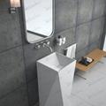 New Design Pedestal Sink and Bathroom Basin BS-8511