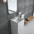 Fashionable Bathroom Basin Sink,Pedestal Sinks BS-8504