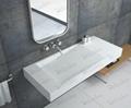 2016 New Design Bathroom Sinks,Corian Basin  BS-8407