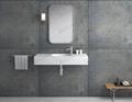 Special design bathroom Sink,Resin Basin BS-8416